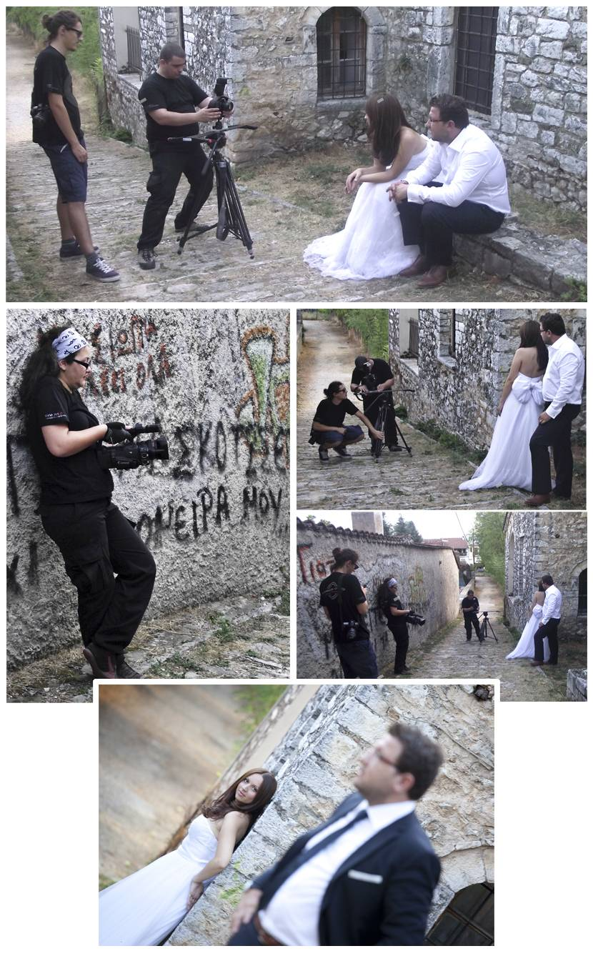 wedding shooting - buckstage