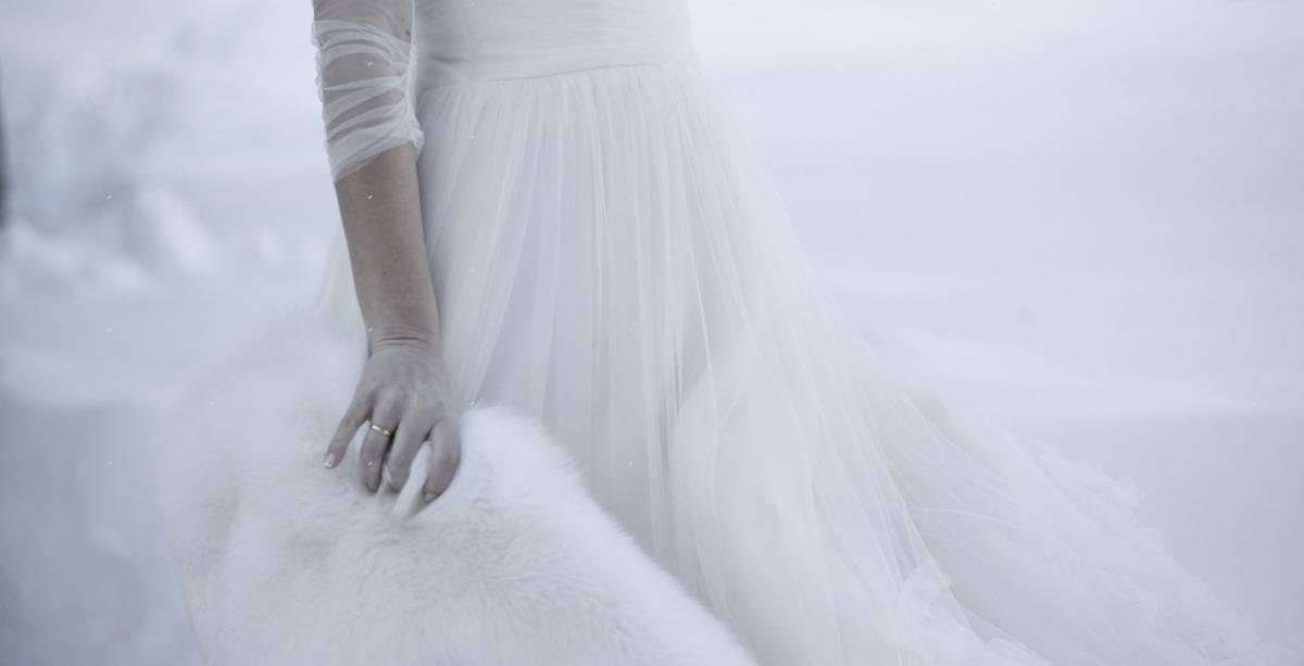 χειμωνιάτικος γάμος στα Τρίκαλα