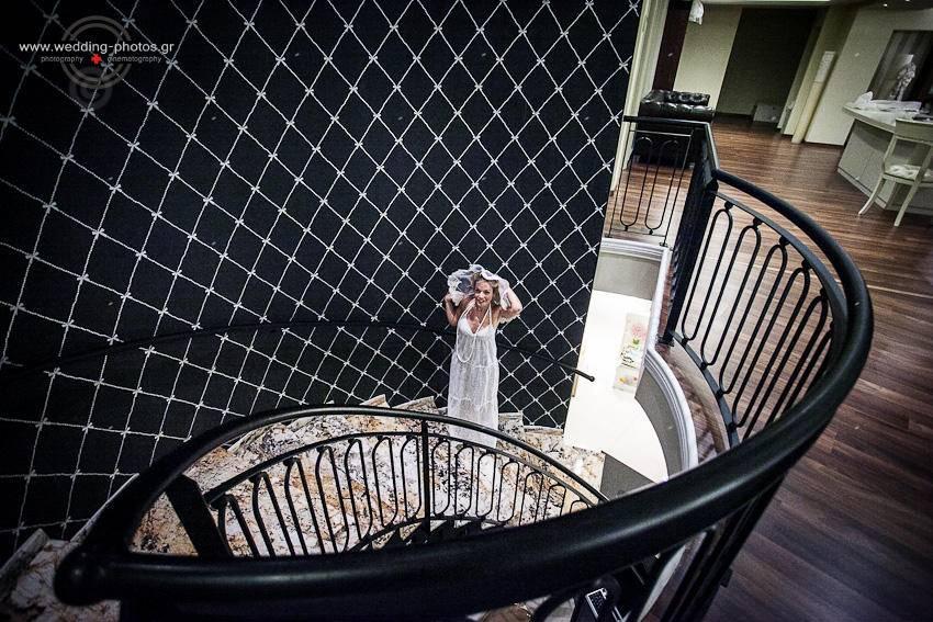πρόβα νυφικού | wedding dress rehearsal