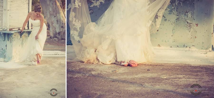 ρετρό γάμος