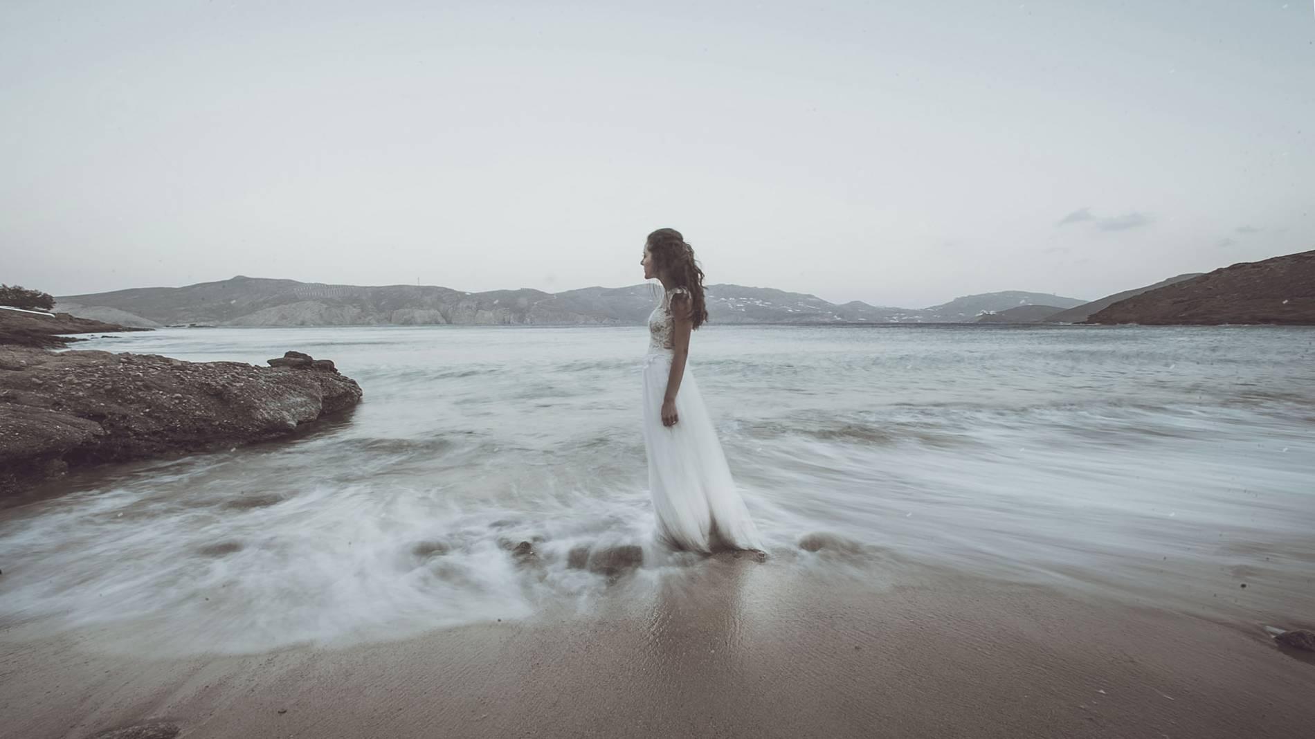 φωτογράφηση γάμου στη Μύκονο | wedding photographer in Mykonos