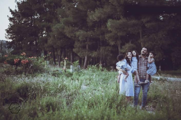 οικογενειακή φωτογράφηση