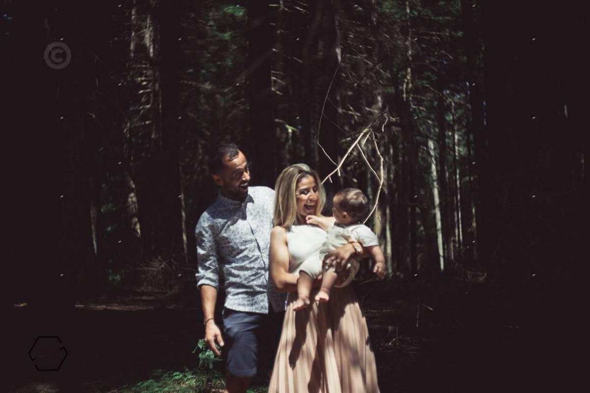 οικογενειακή φωτογράφηση στην εξοχή - country family portraits