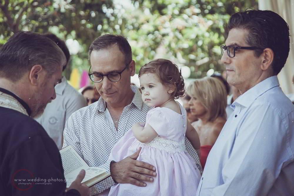 βάπτιση στο residence