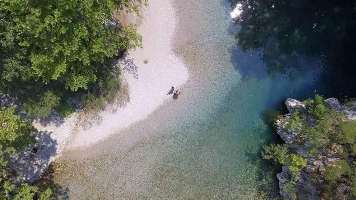 βίντεο βάπτισης ζαγοροχώρια | baptism in Zagorohoria