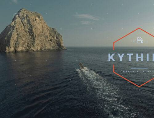 a wonderful video for a unique wedding in Kythira