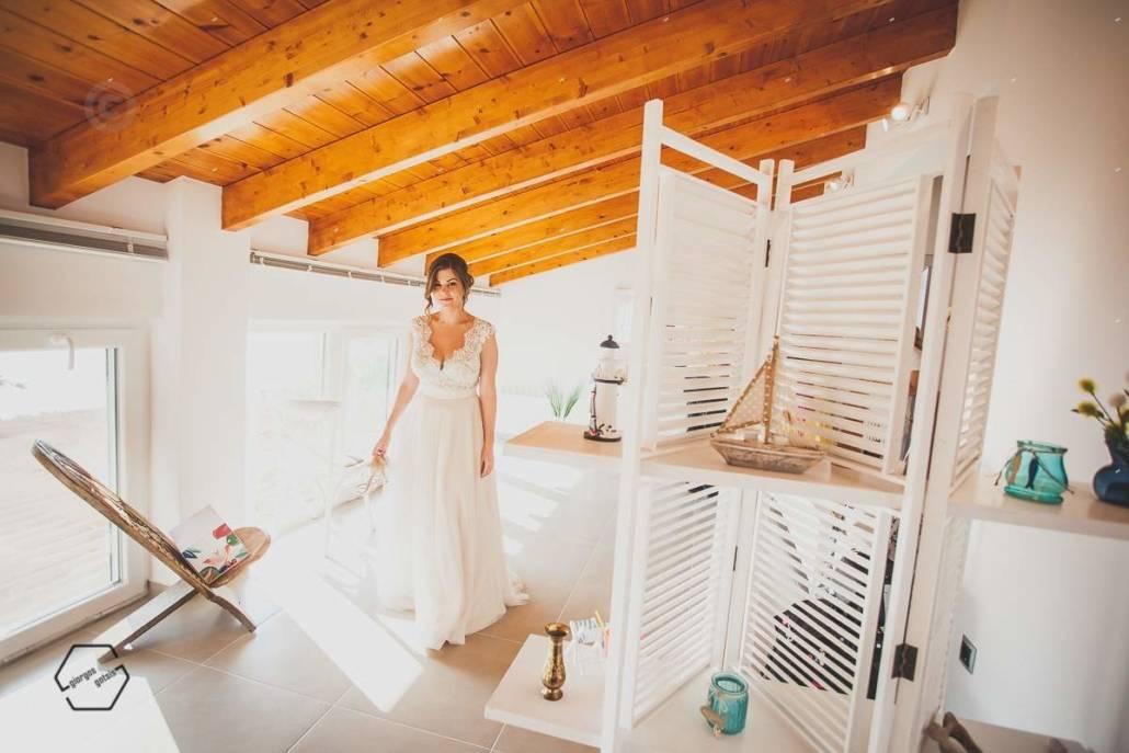 bride preparation, πορτραίτο νύφης