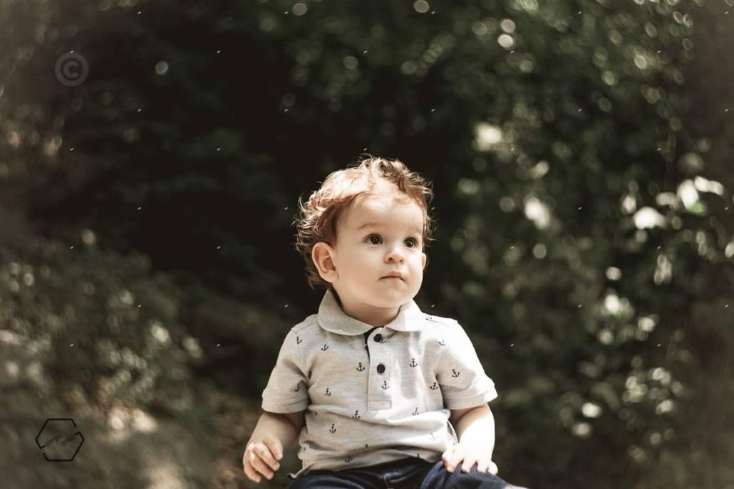φωτογράφιση παιδιού