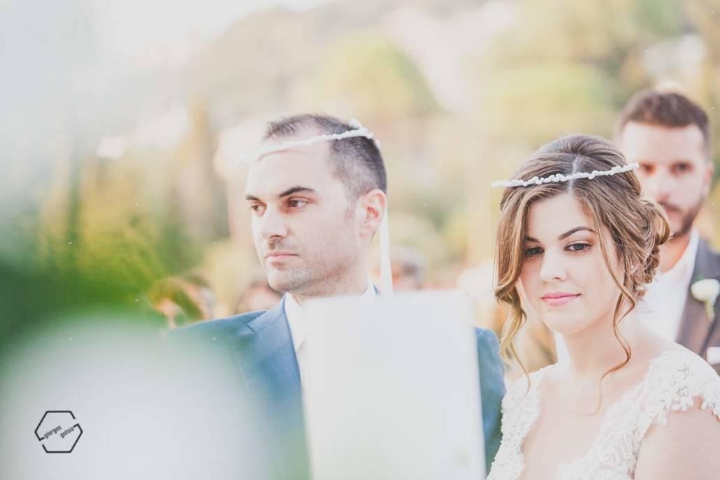εξωτερική τελετή γάμου, υπαπαντή κέρκυρα