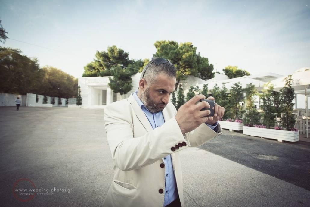 selfie στο γάμο