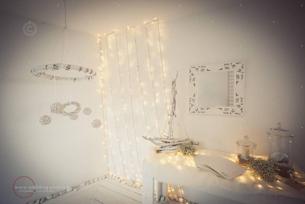 είσοδος κέντρου γάμου