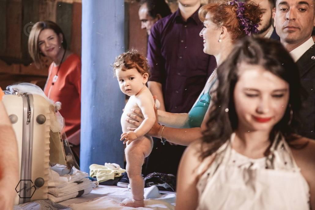 καλλιτεχνικές φωτογραφίες βάφτισης