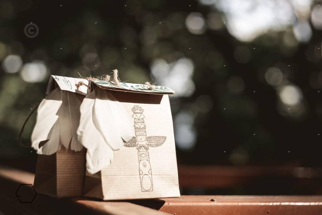 μπομπονιέρες βάφτισης DIY