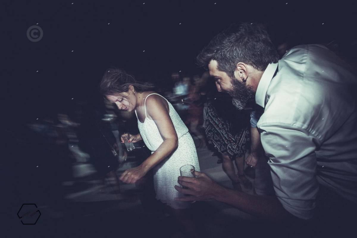 πάρτυ γάμου στον βοτανικό κήπο χίος