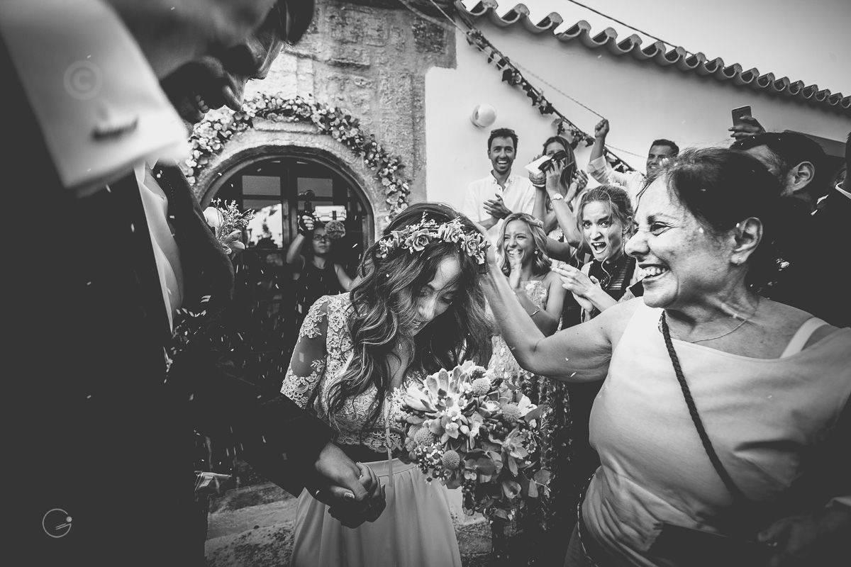 απίθανο βίντεο γάμου στον Αυλαίμωνα Κύθηρα