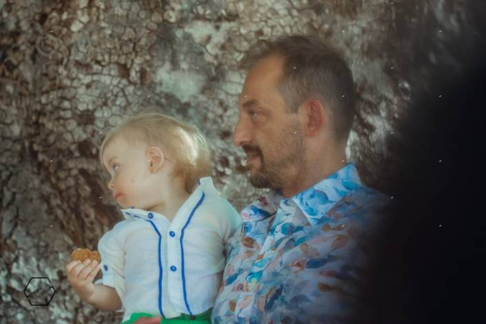 οικογενειακή φωτογράφιση, πατέρας και γιος