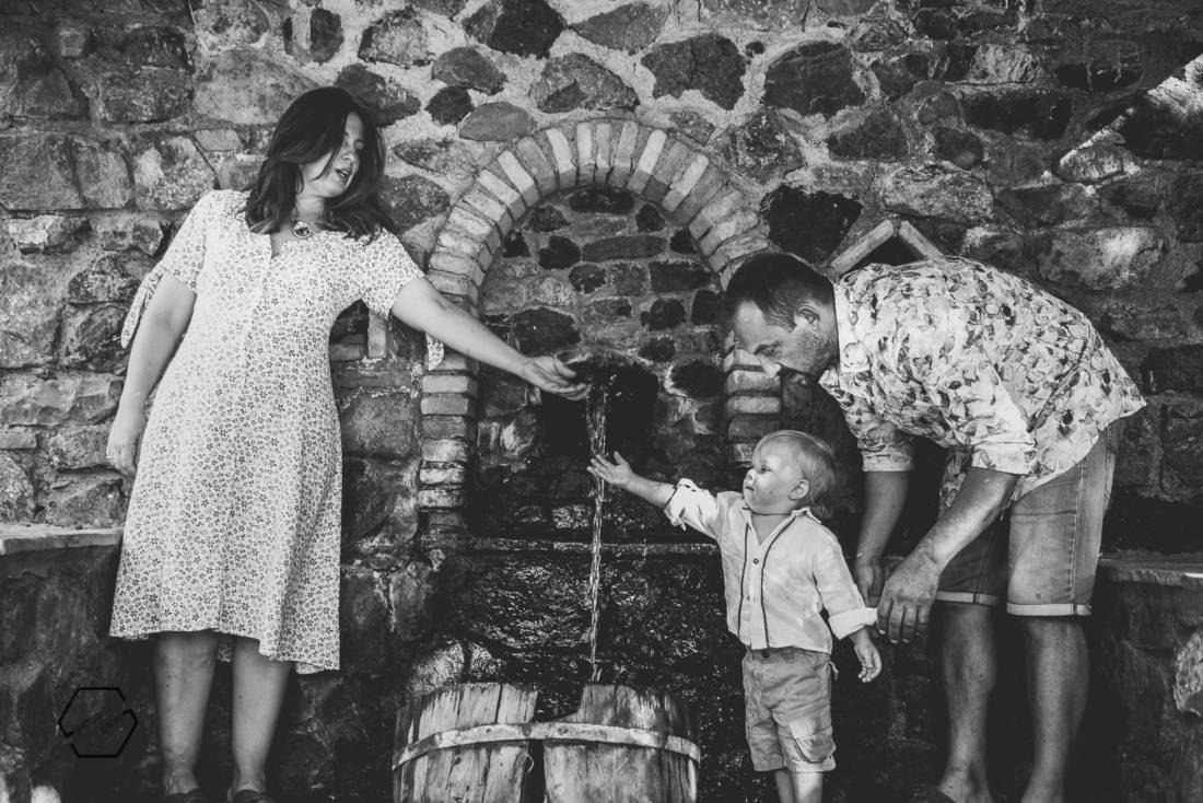 οικογενειακή φωτογράφιση βοϊδομάτης