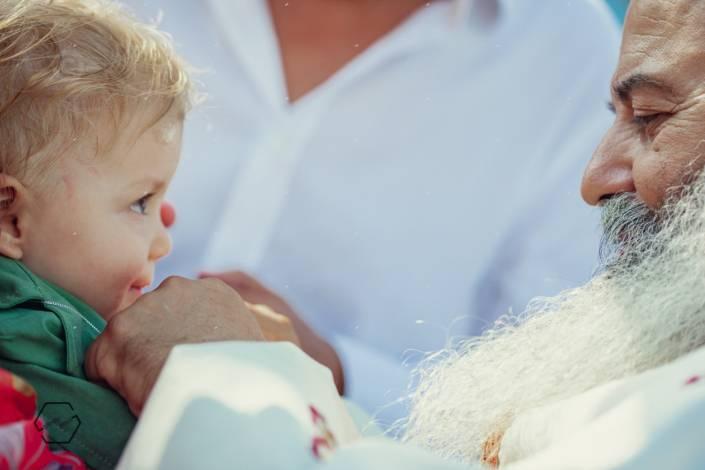 πάπιγκο βάφτιση