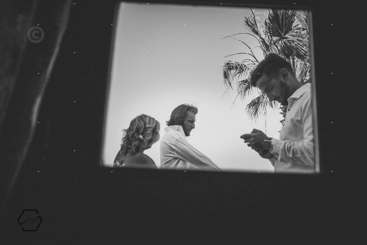 ασυνήθιστες φωτογραφίες γάμου