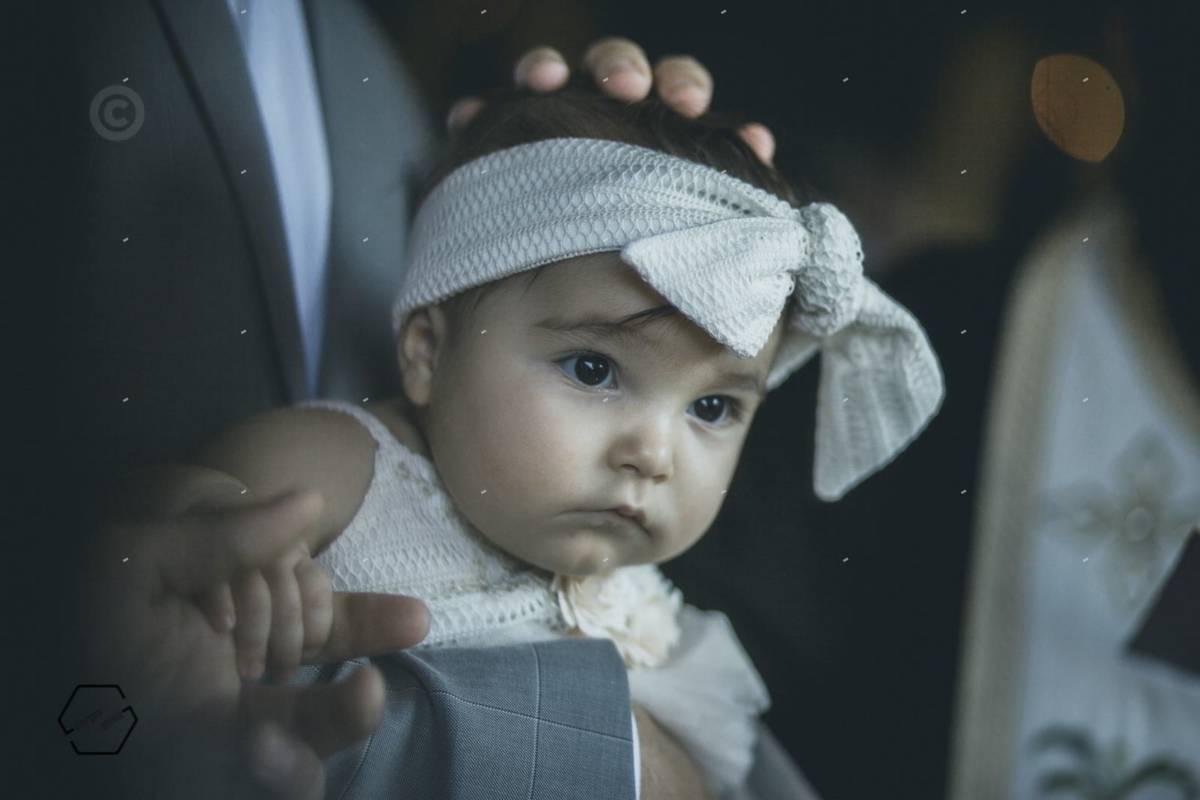 vintage φωτογραφίες βάφτισης