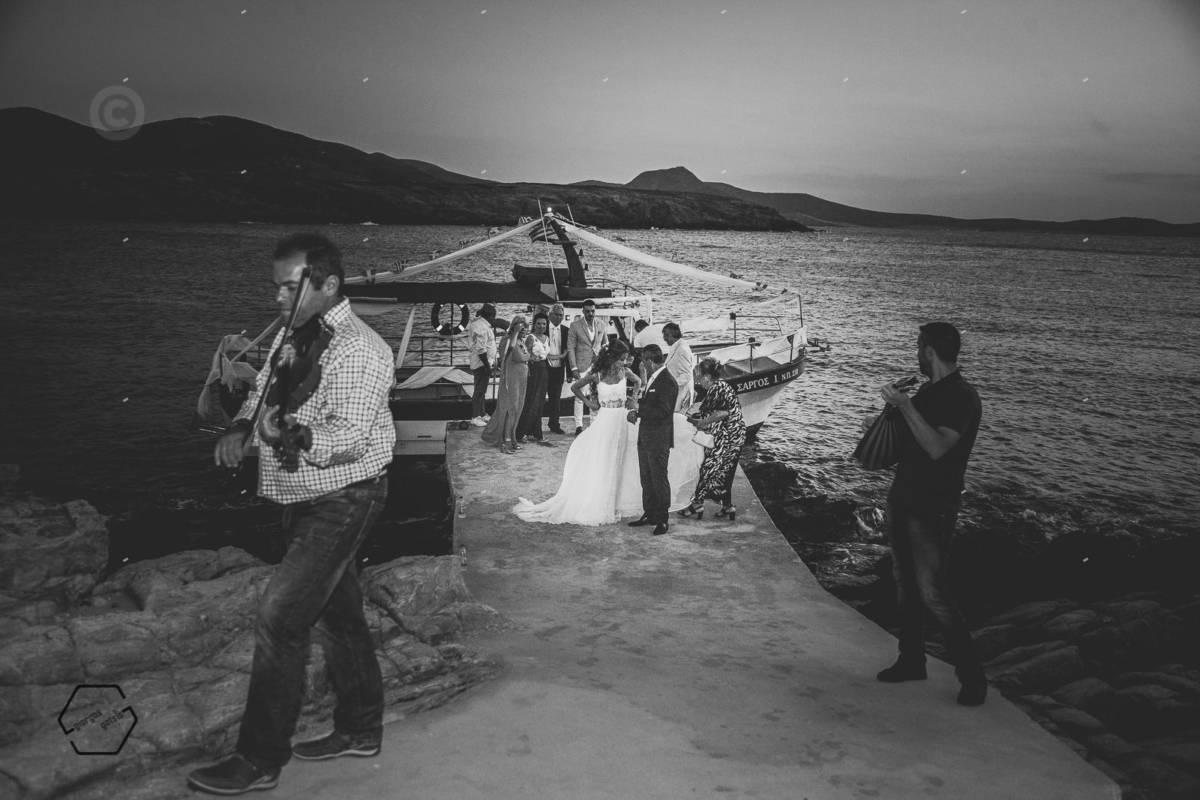 νησιώτικος παραδοσιακός γάμος