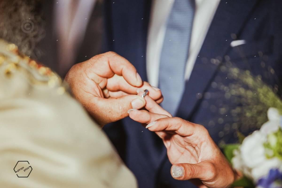 λεπτομέρειες γάμου