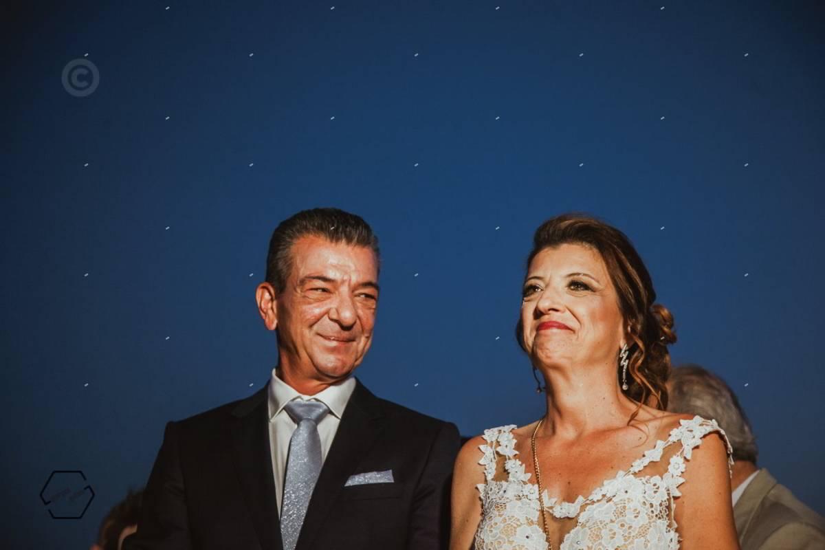 γονείς νύφης και γαμπρού