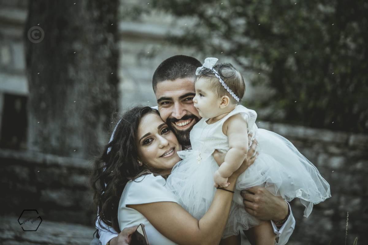 μια οικογενειακή αγκαλιά