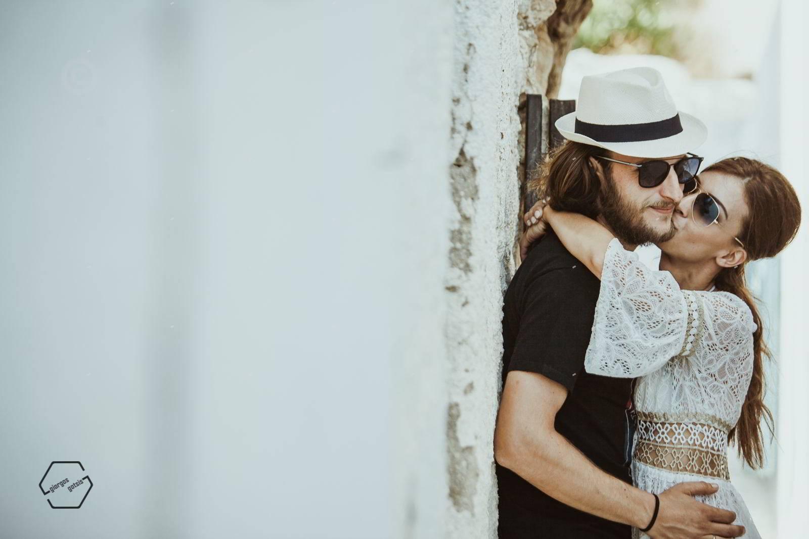 πάρος φωτογράφηση γάμου