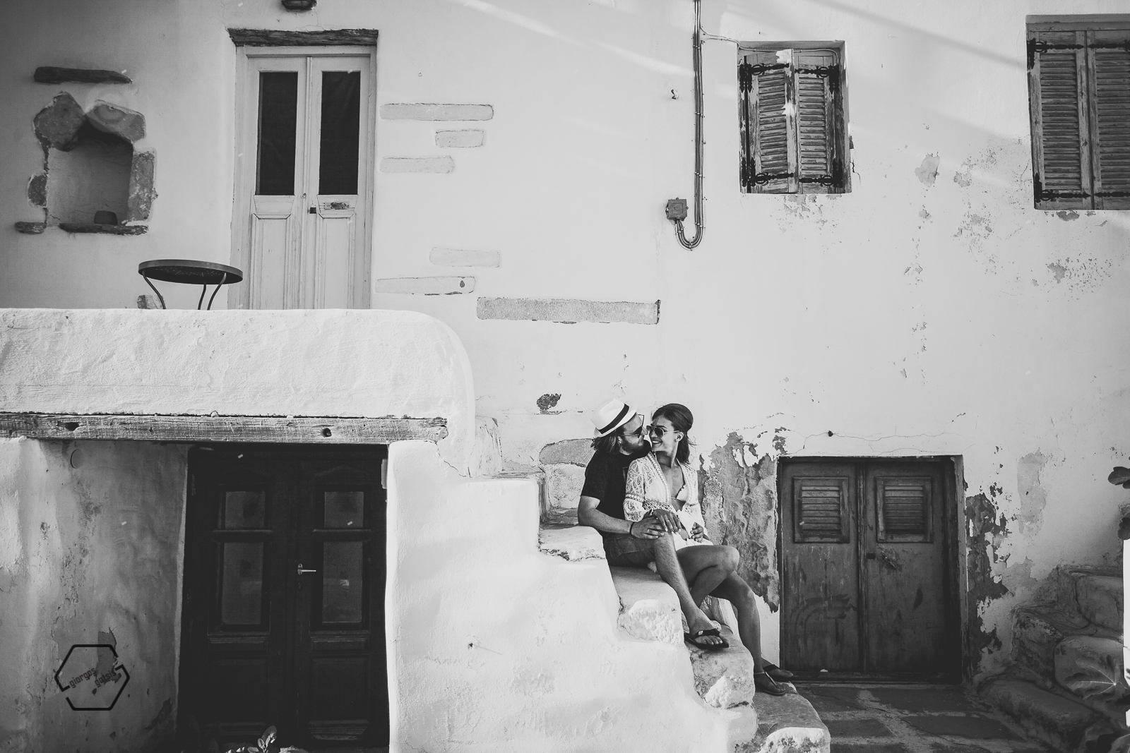 φωτογράφιση πριν τον γάμο