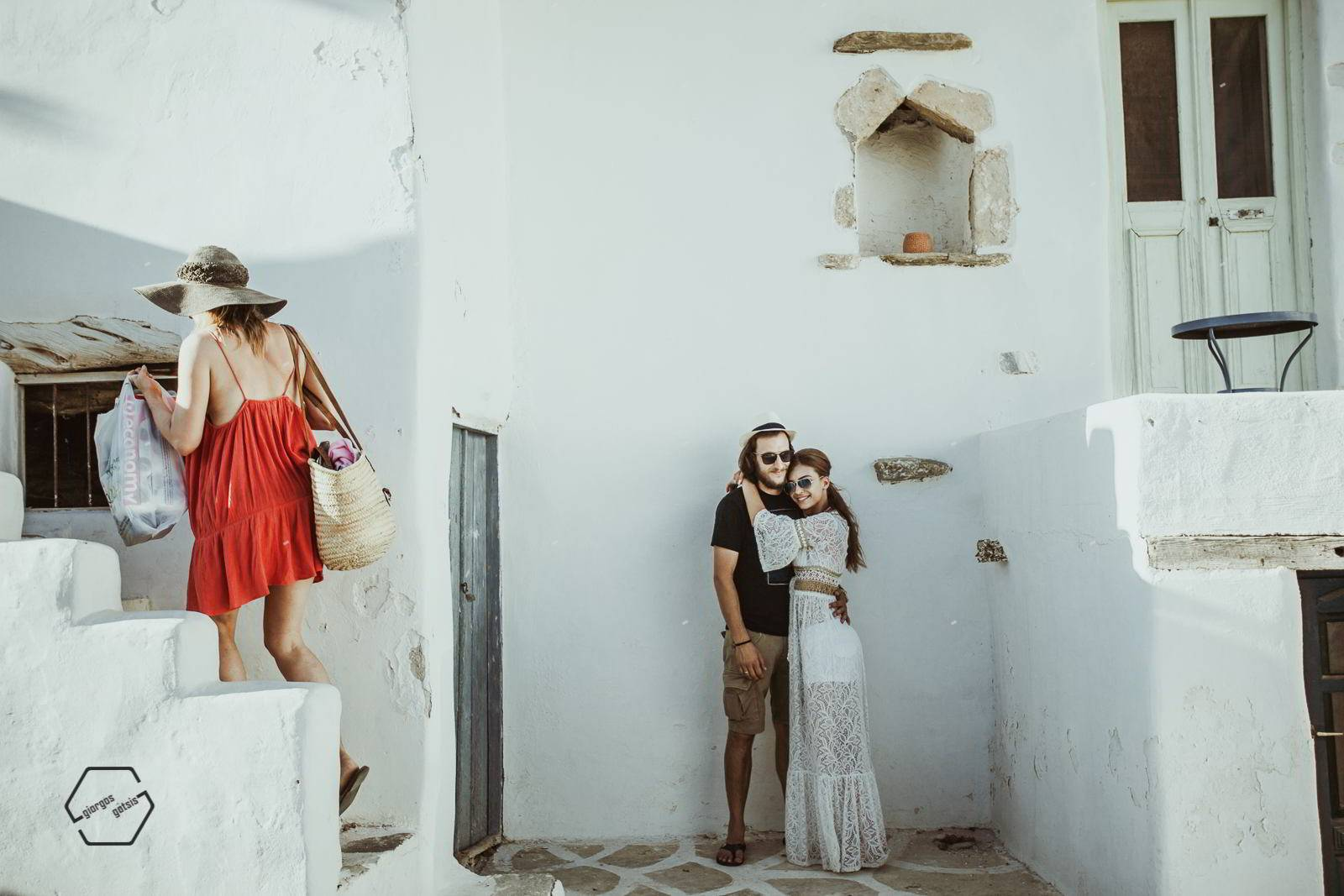 φωτογράφοι γάμου στην Πάρο
