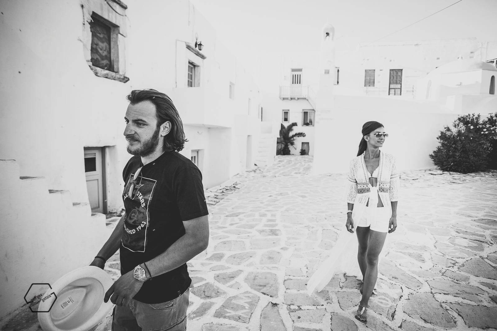 greek summer wedding
