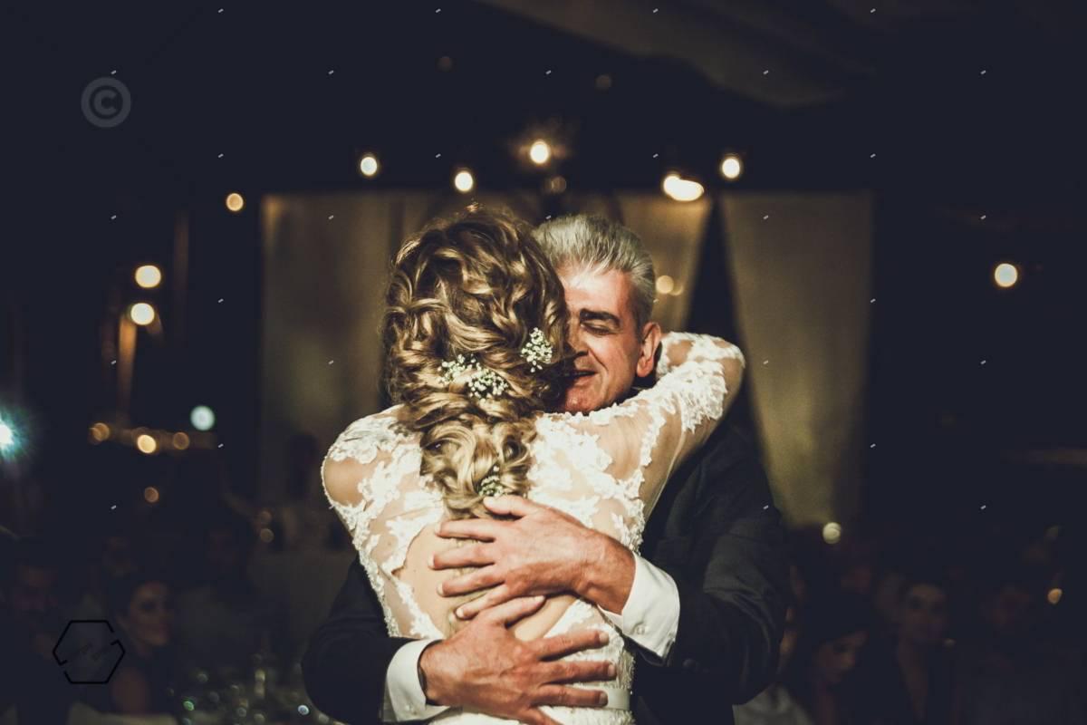 νύφη και μπαμπάς