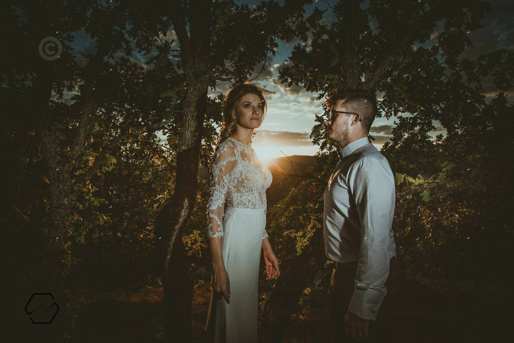 φωτογράφιση επόμενης μέρας γάμου