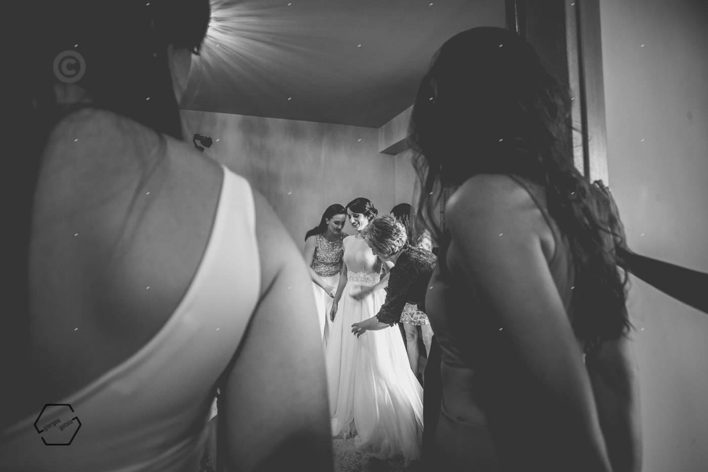 βίντεο γάμου στο Grand Meteora
