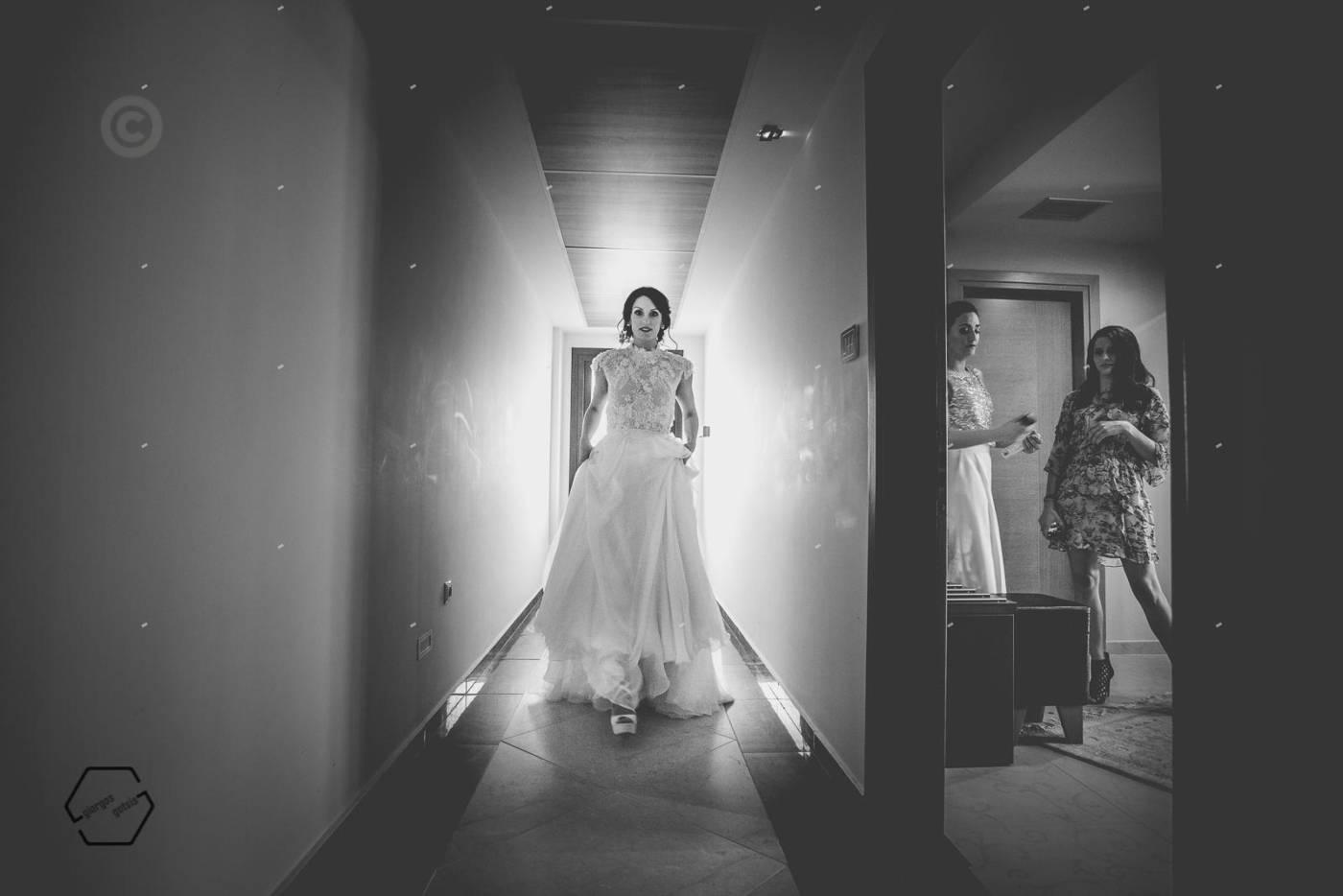 wedding video clip, greece
