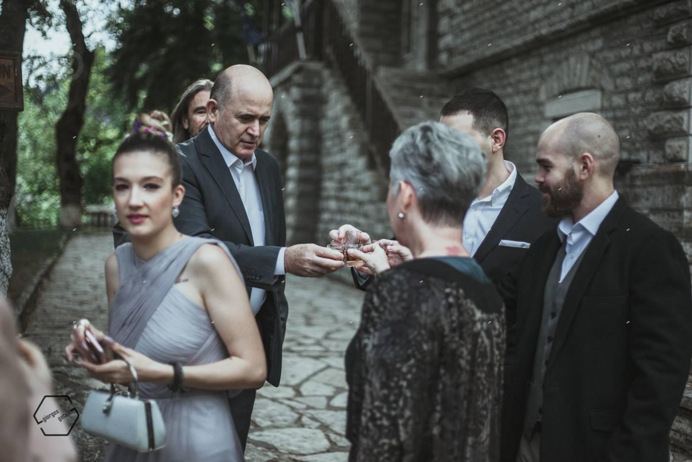 πολιτικός γάμος, αρχοντικό χατζηγάκη