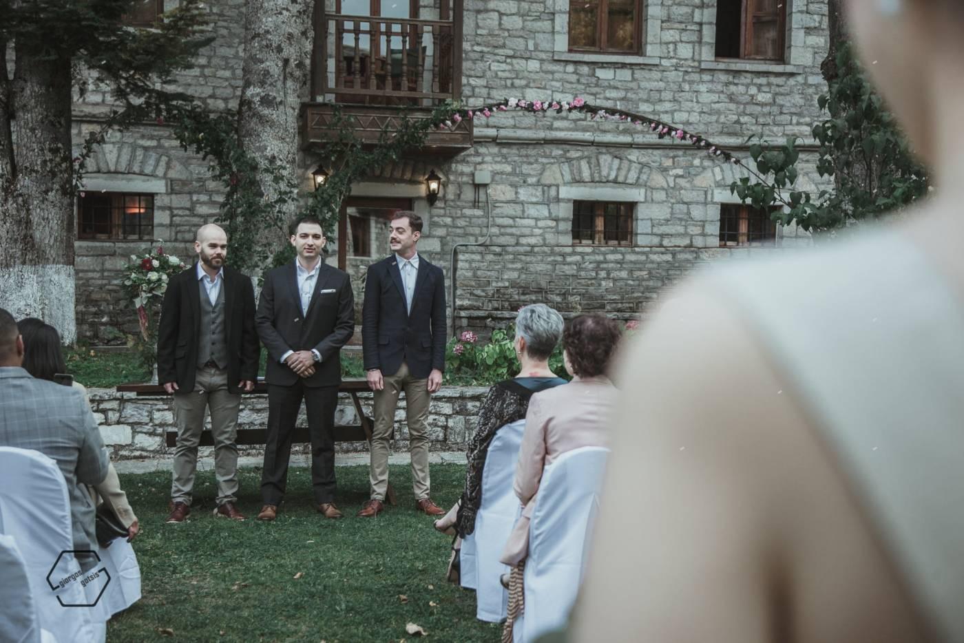 φωτογραφίες πολιτικού γάμου