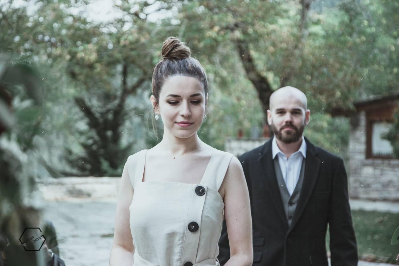 πολιτικός γάμος στο περτούλι