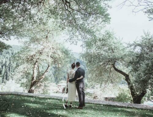 φθινοπωρινός πολιτικός γάμος στο αρχοντικό χατζηγάκη