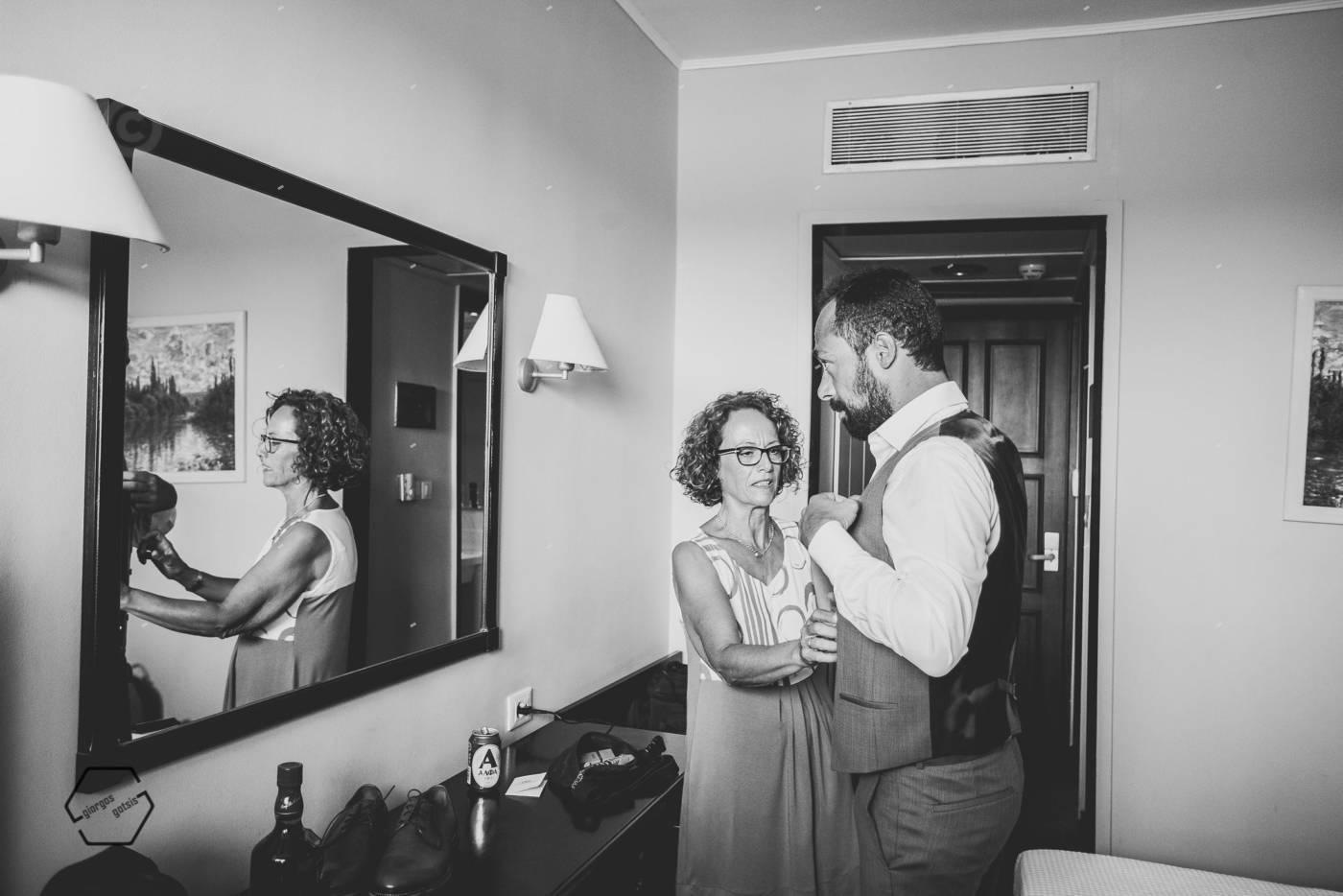 γάμος στο Margarona Royal Hotel