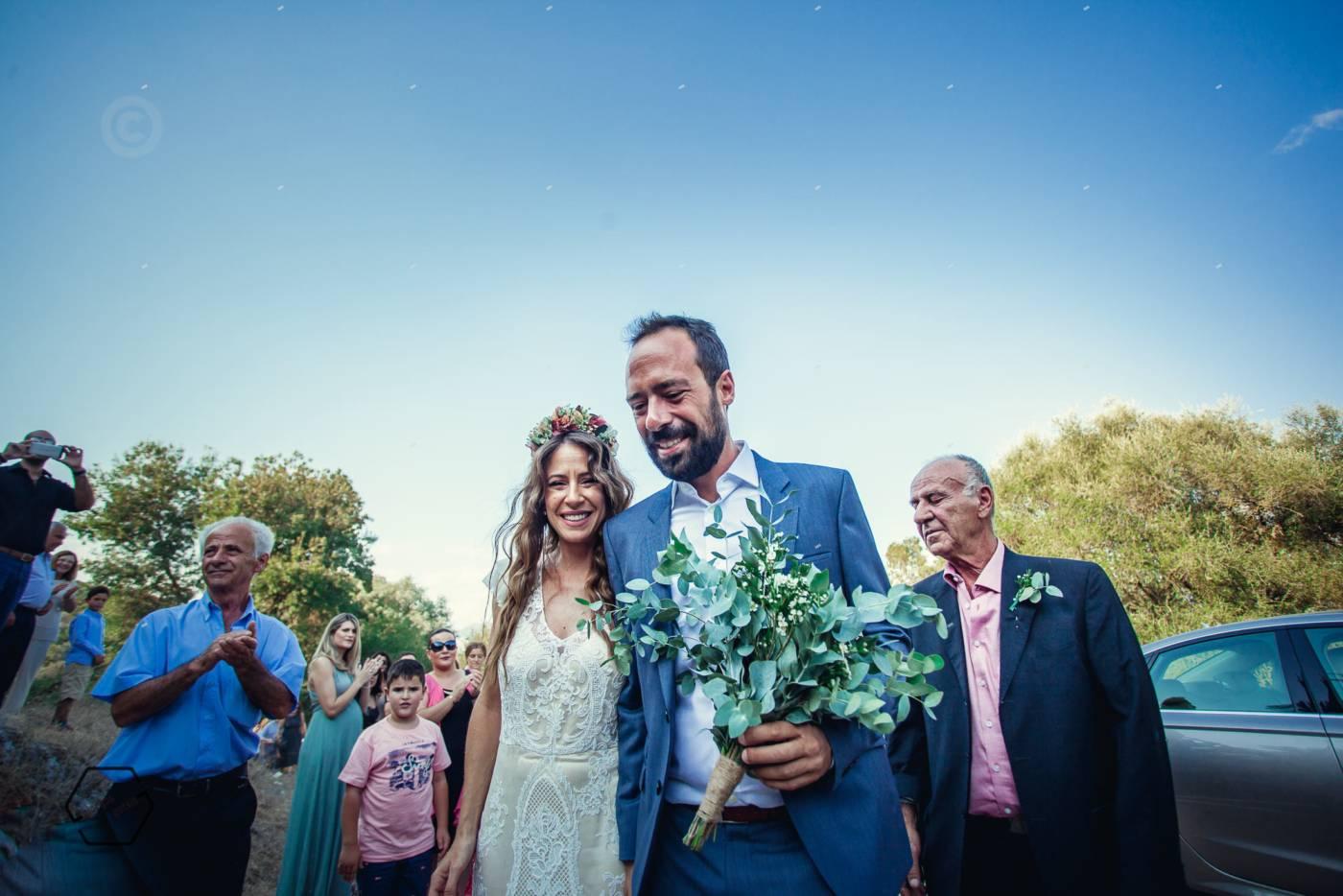 παραδοσιακός γάμος Πρέβεζα