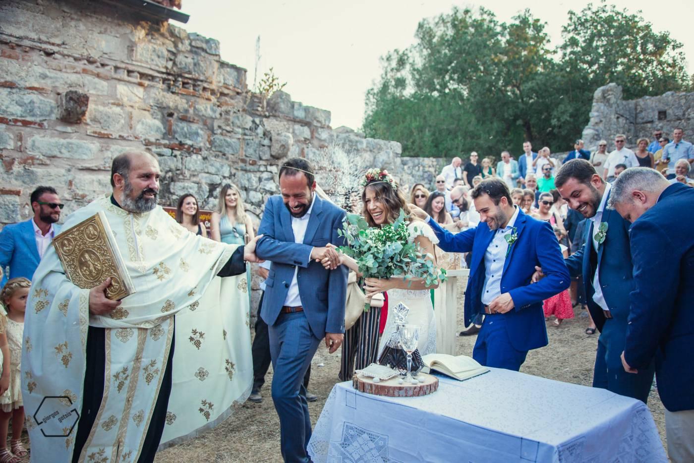 φωτογράφοι γάμου Πρέβεζα