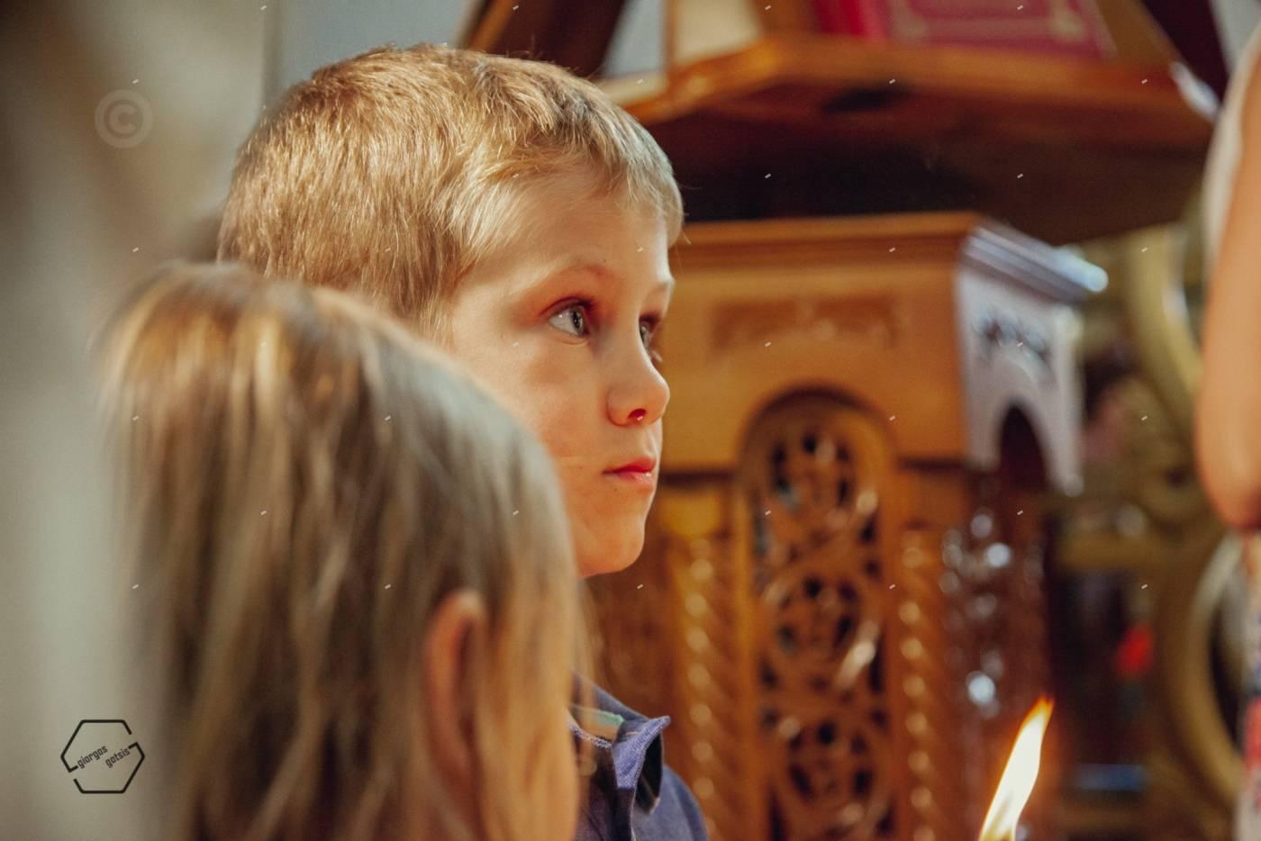 φωτογραφίες βάπτισης