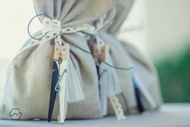 χειροποίητες μπομπονιέρες γάμου