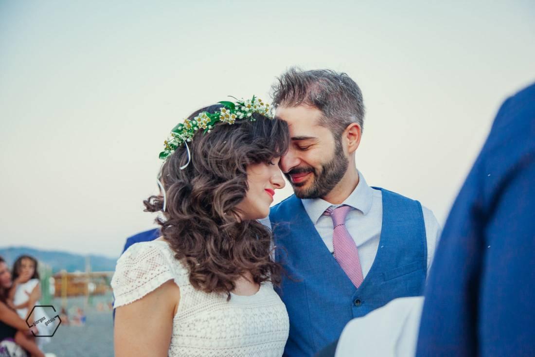 γάμος στην παραλία, Κρήτη