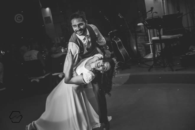 πρώτος χορός ζευγαριου swing
