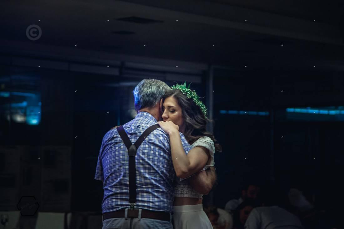 νύφη και πατέρας