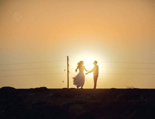 ένας γάμος στην παραλία,  Ιεράπετρα · Κρήτη