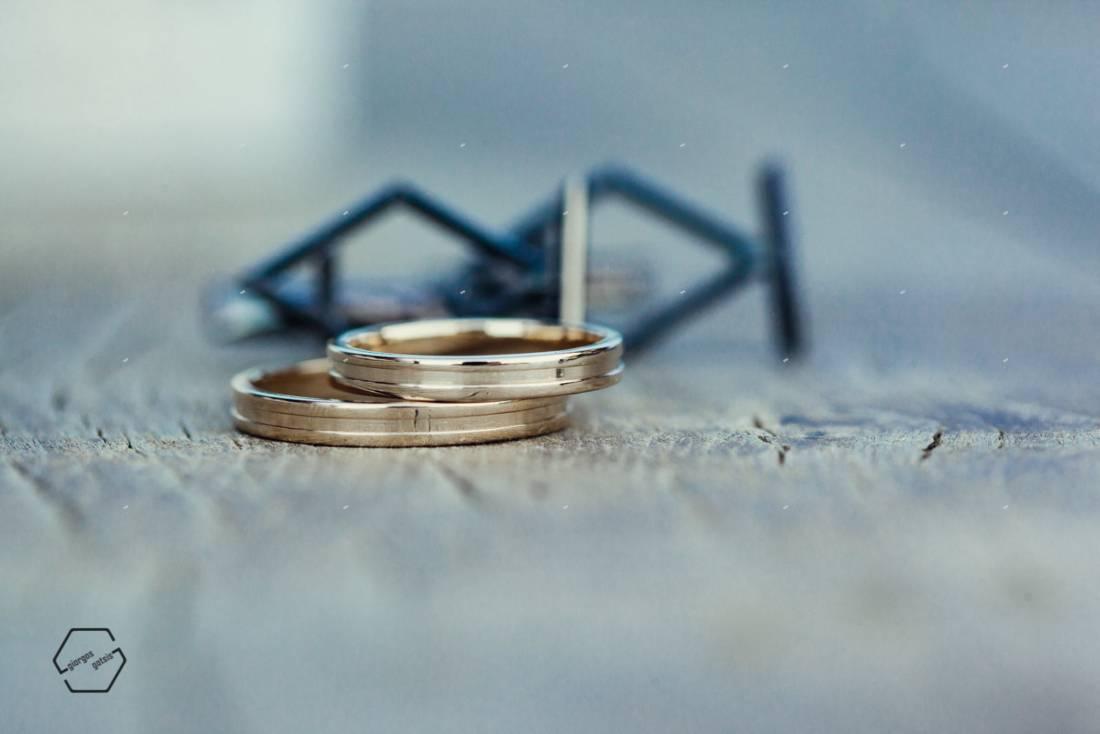 βέρες γάμου και μανικετόκουμπα
